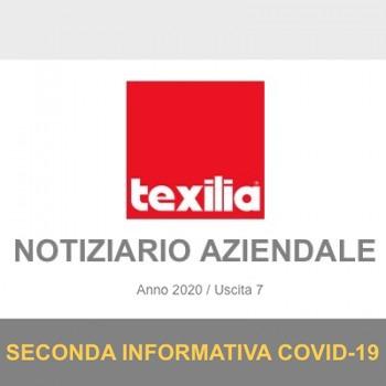 SECONDA INFORMATIVA COVID-19